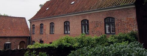Graabrodre Kloster (The former Franciscan monastery)